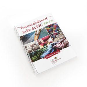 CAHIER CONCOURS D'ARTISANAT TEXTILE 2019-2020