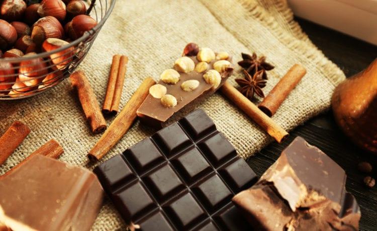 Les petits chocolats de Mamy Lise